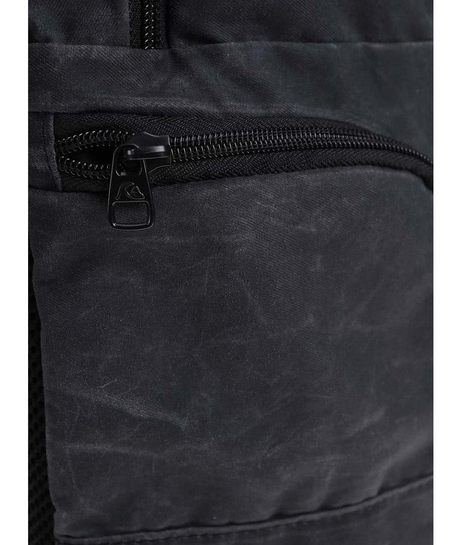 Černo-šedý batoh Quiksilver Holster