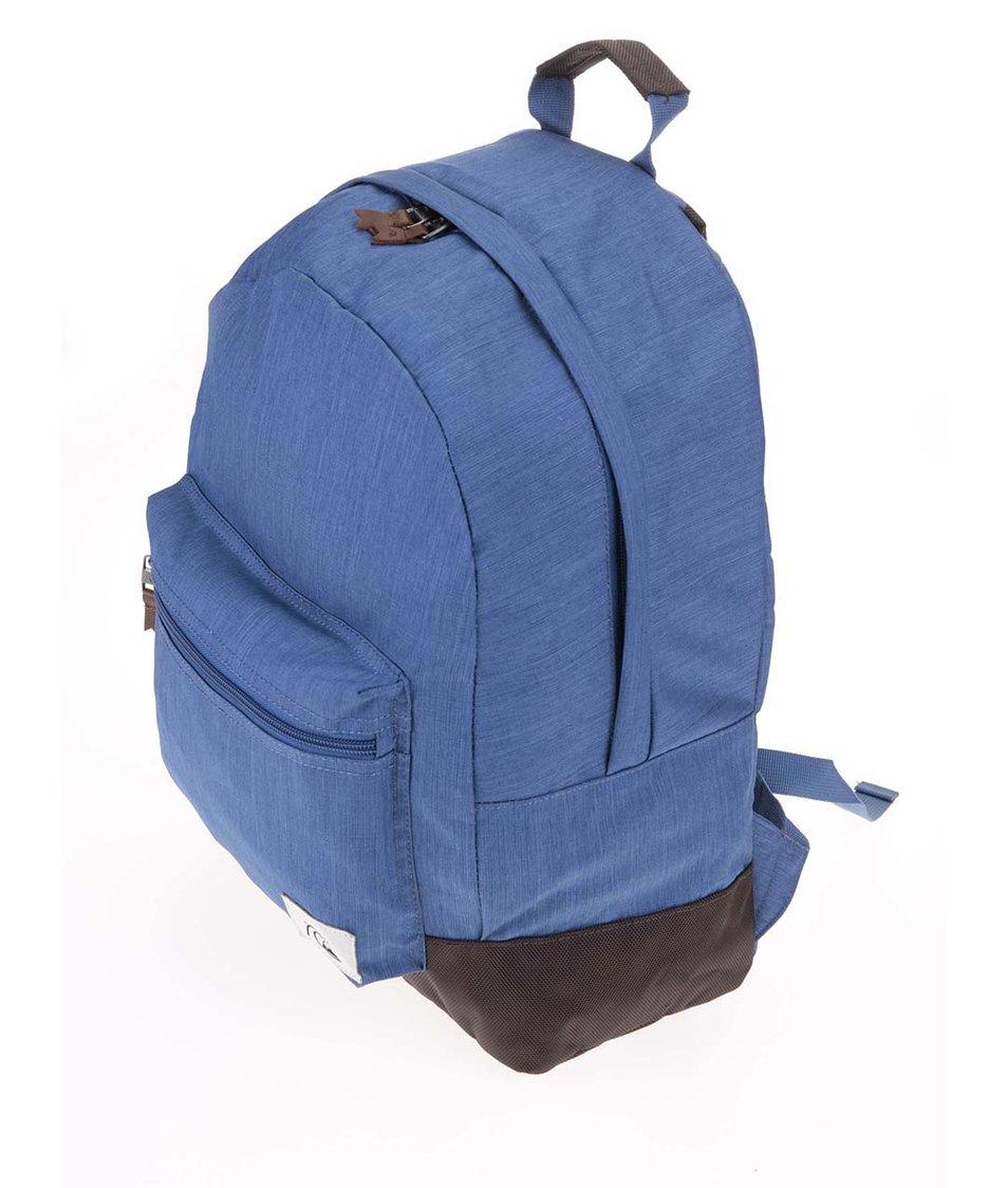 Černo-modrý batoh Quiksilver Day Burner