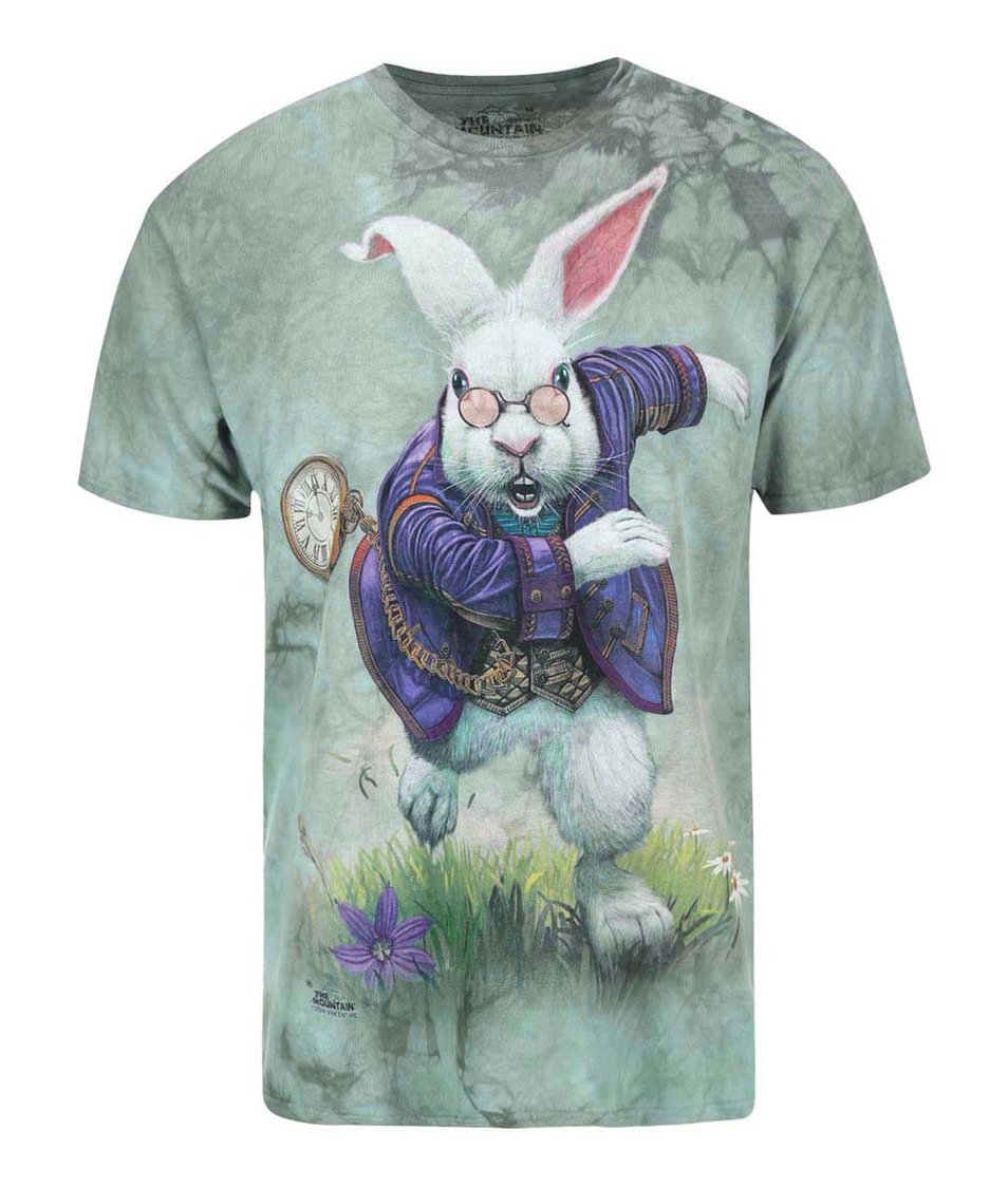 Unisex triko The Mountain Rabbit