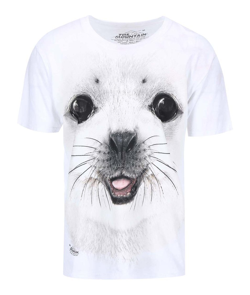 Unisex triko The Mountain Seal