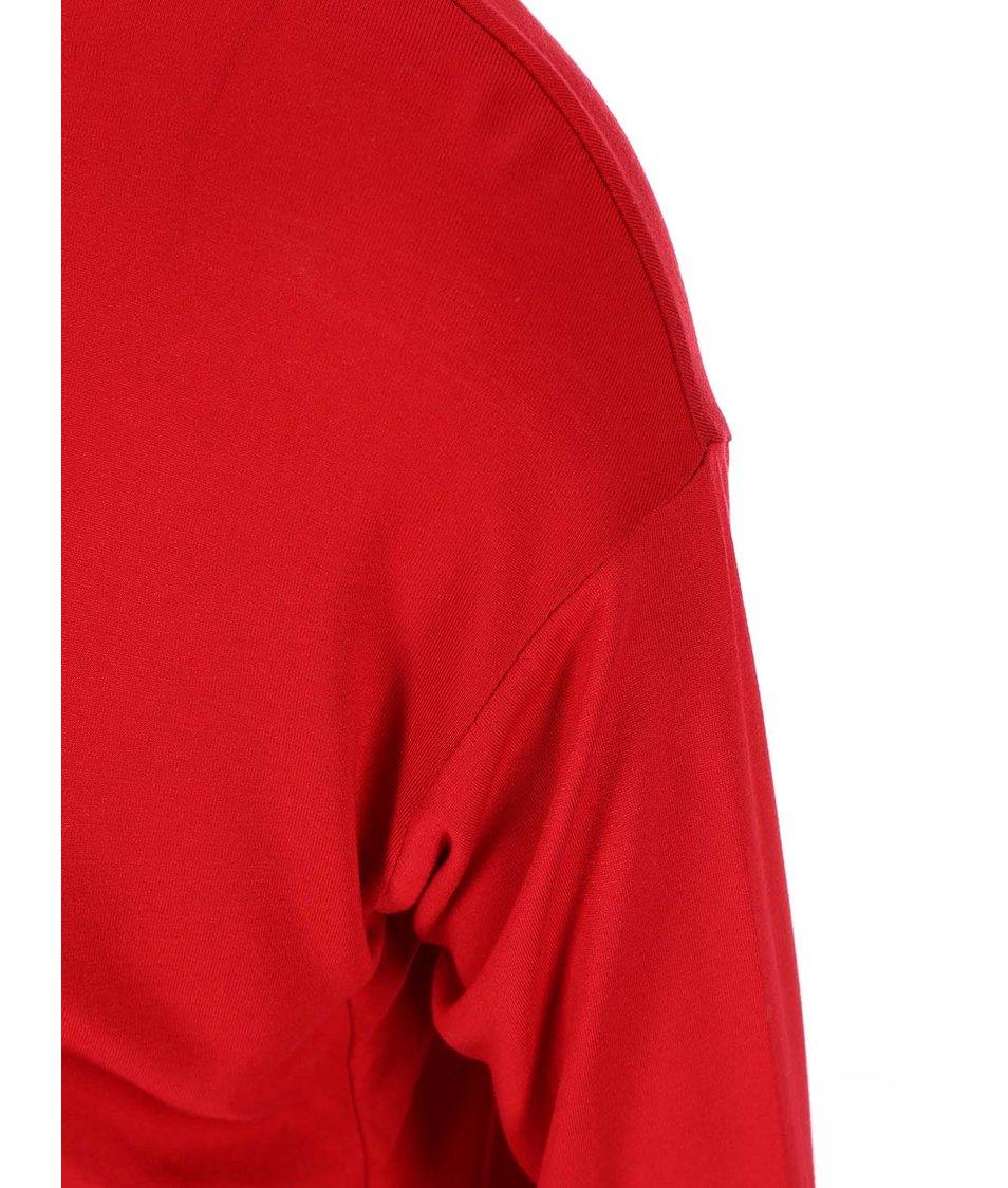 Červené tričko se psem Dorothy Perkins