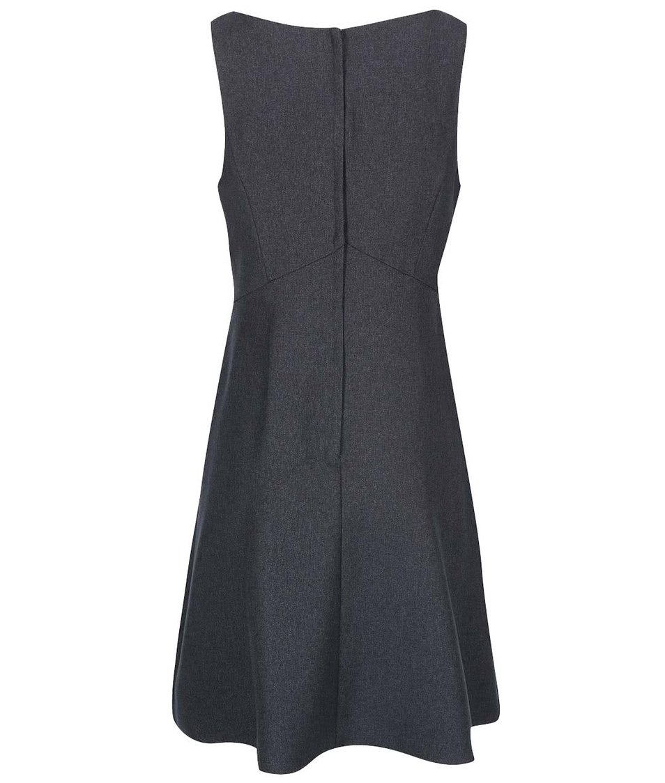 Šedomodré šaty s kapsami Dorothy Perkins