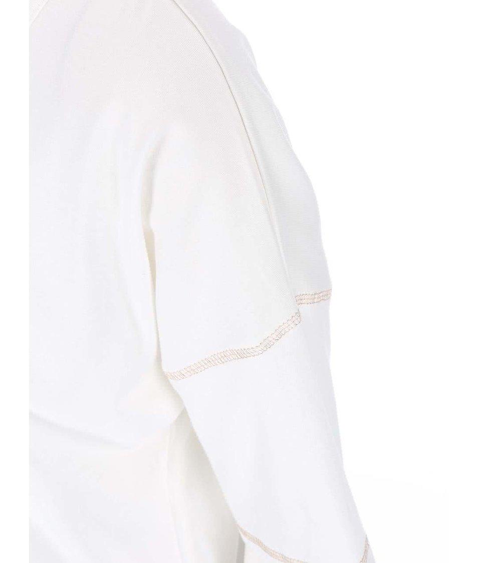 Krémové pyžamové tričko s liškou Dorothy Perkins