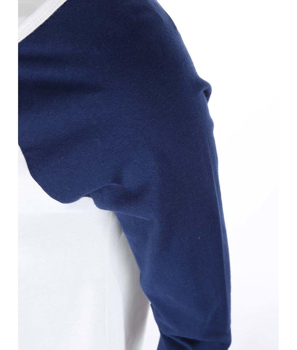Modro-bílé pyžamo s nápisem Dorothy Perkins