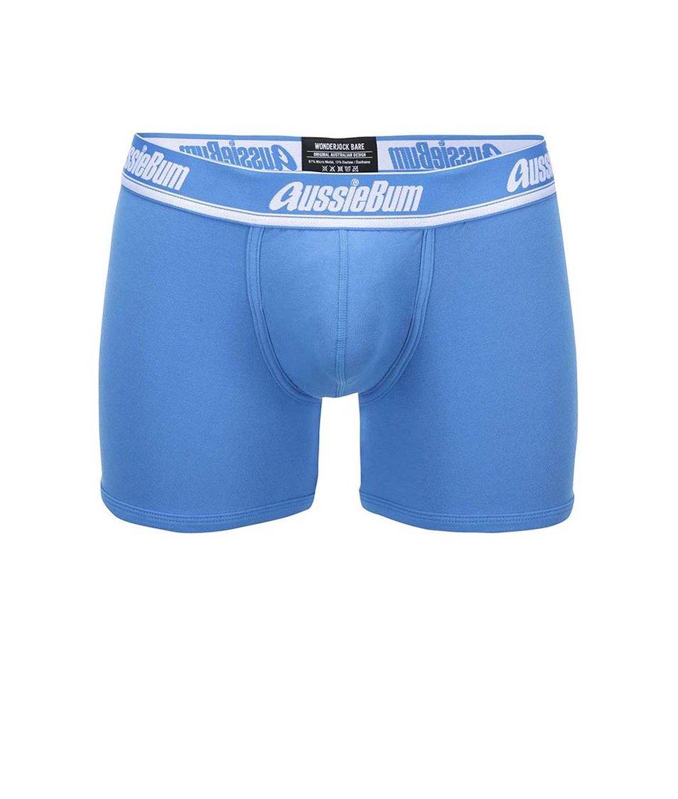 Modré boxerky aussieBum WJ Bare