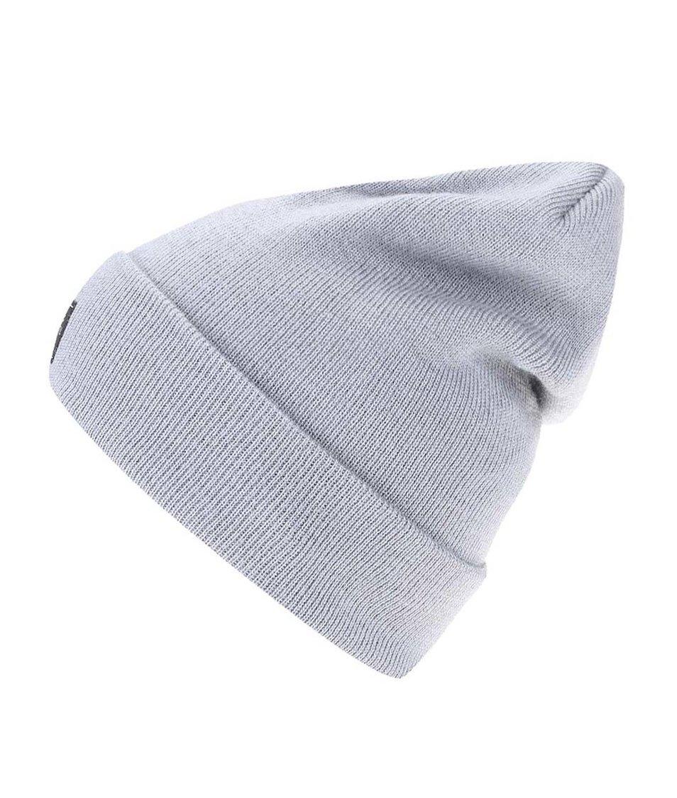 Šedá pánská čepice s logem Rip Curl Rolled