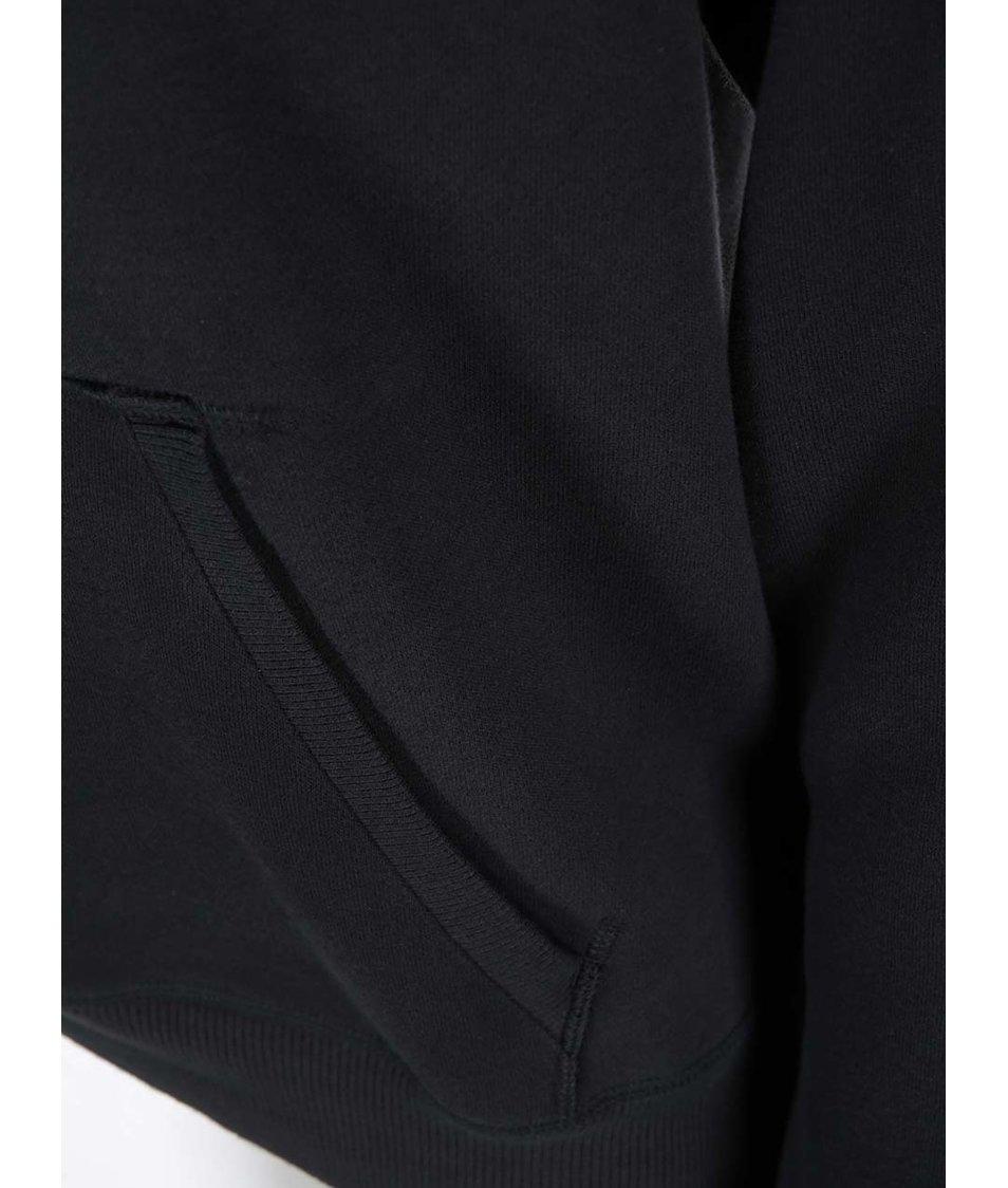 Černá dámská mikina adidas Originals Essentials