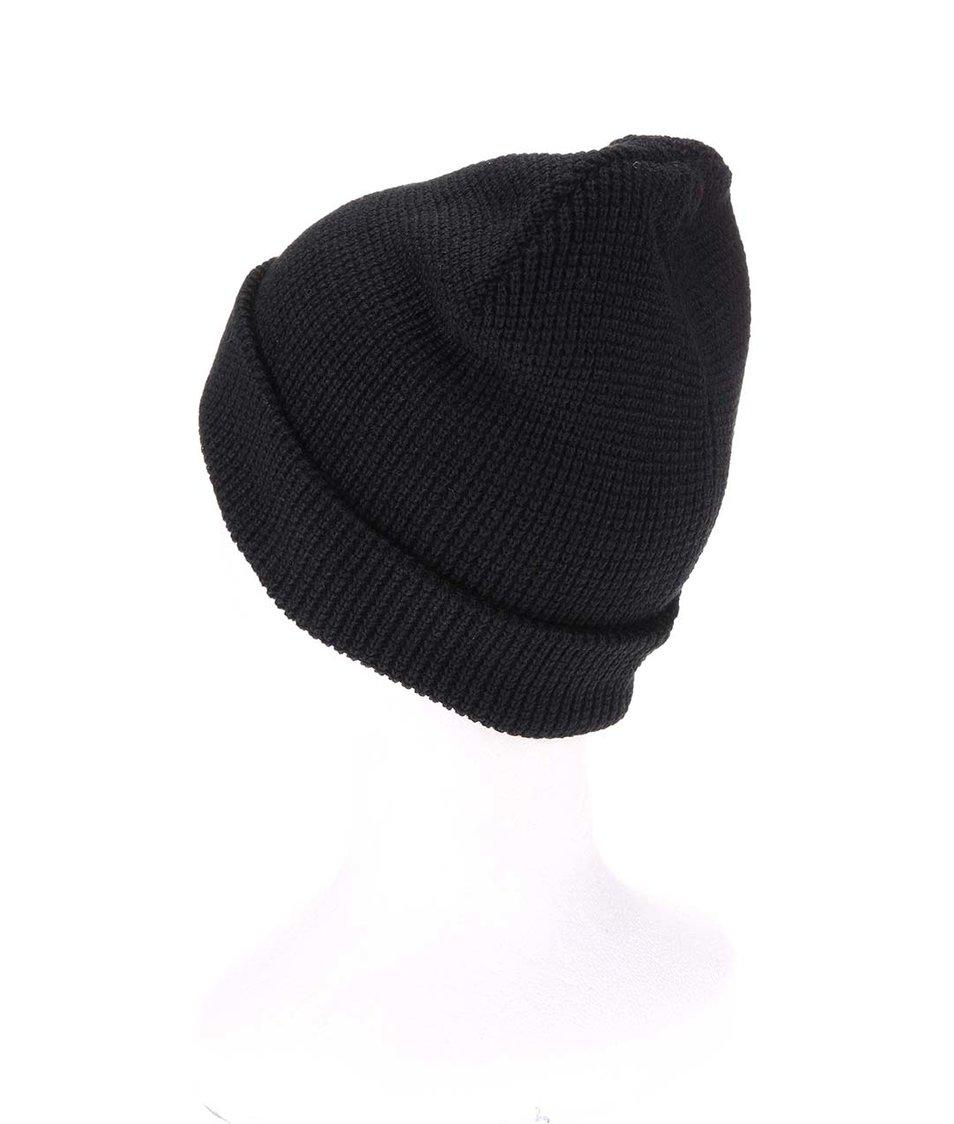 Černá pánská čepice s logem Rip Curl Wetsuits