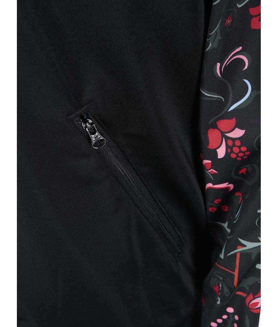 Černá dámská bunda adidas Originals Superstar