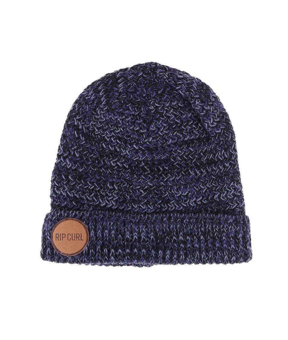 Fialovo-modrá dámská pletená čepice Rip Curl Urban