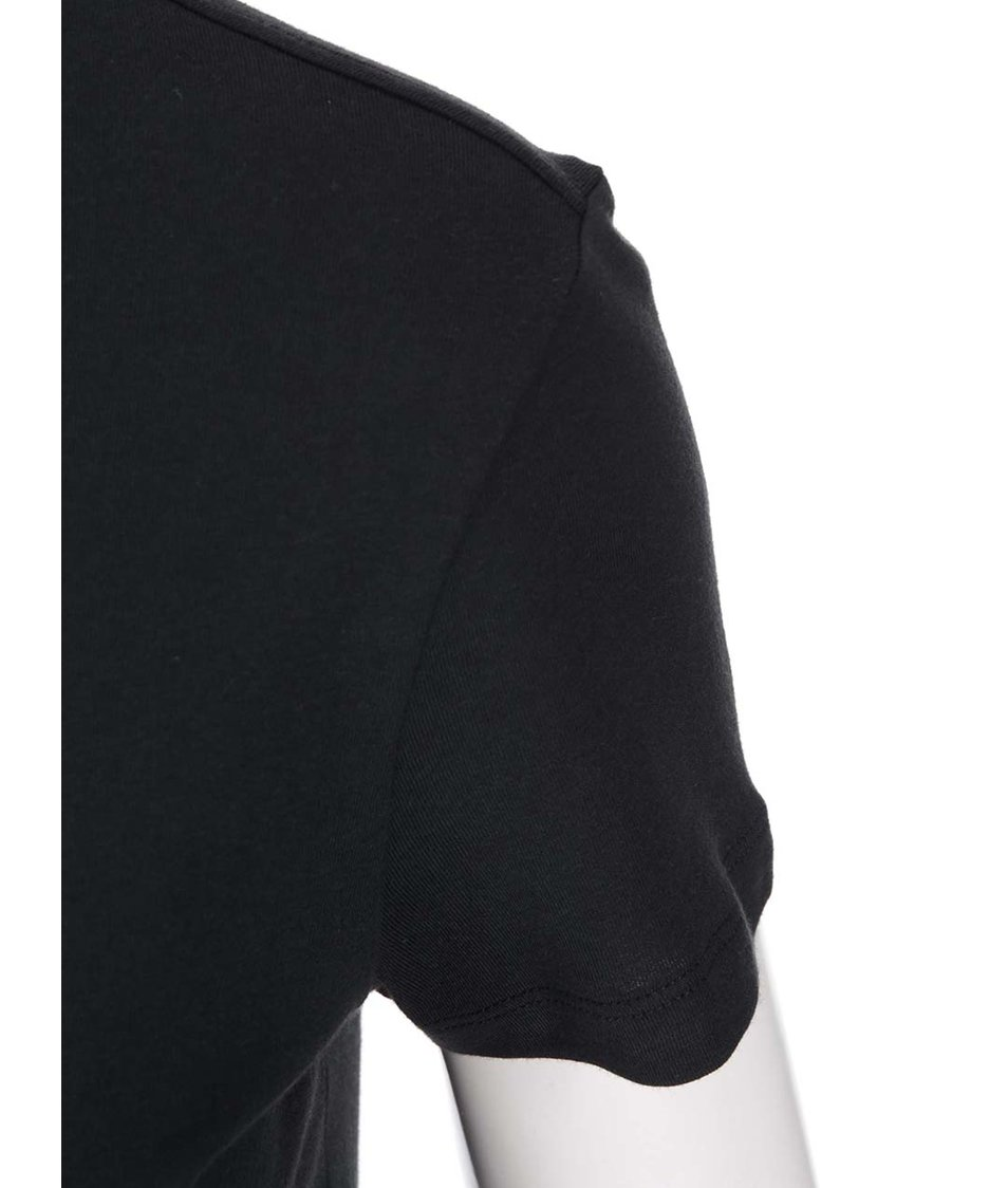 Černé dámské tričko adidas Originals Essentials