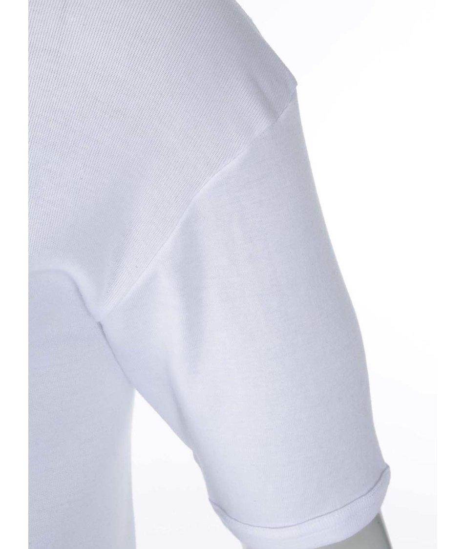 Bílé triko pod košili Claudio Classic