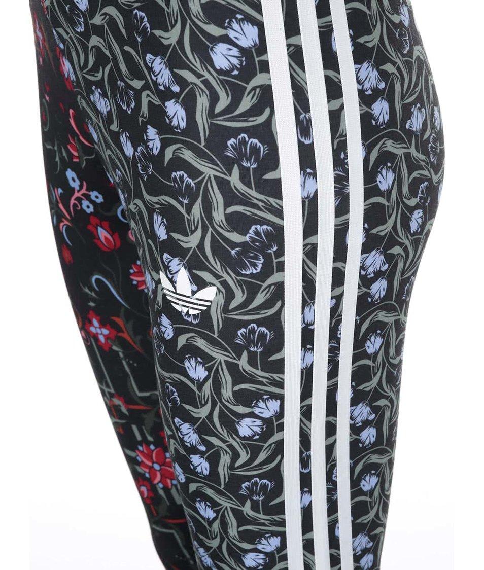 Barevné legíny adidas Originals Moscow