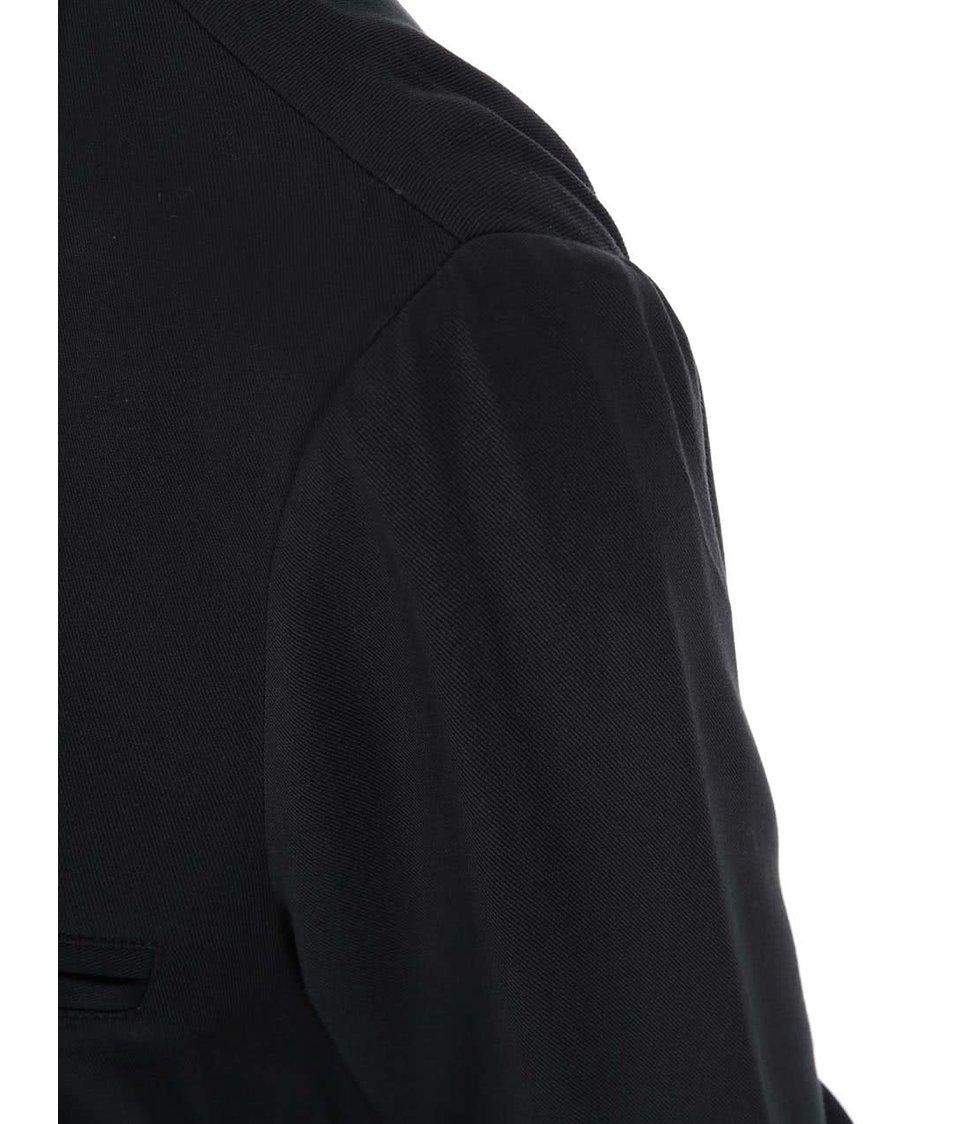 Černá košile Vero Moda Measy