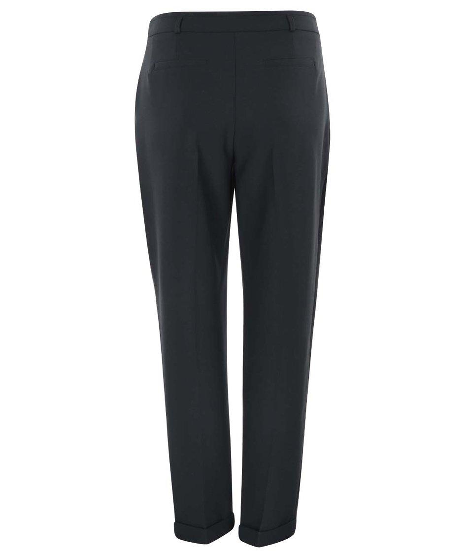 Černé kalhoty s puky Dorothy Perkins