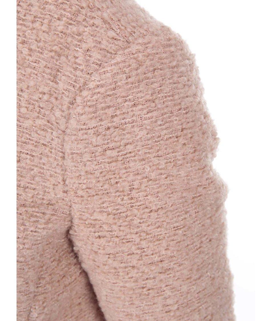 Růžový blejzr Vero Moda Luca