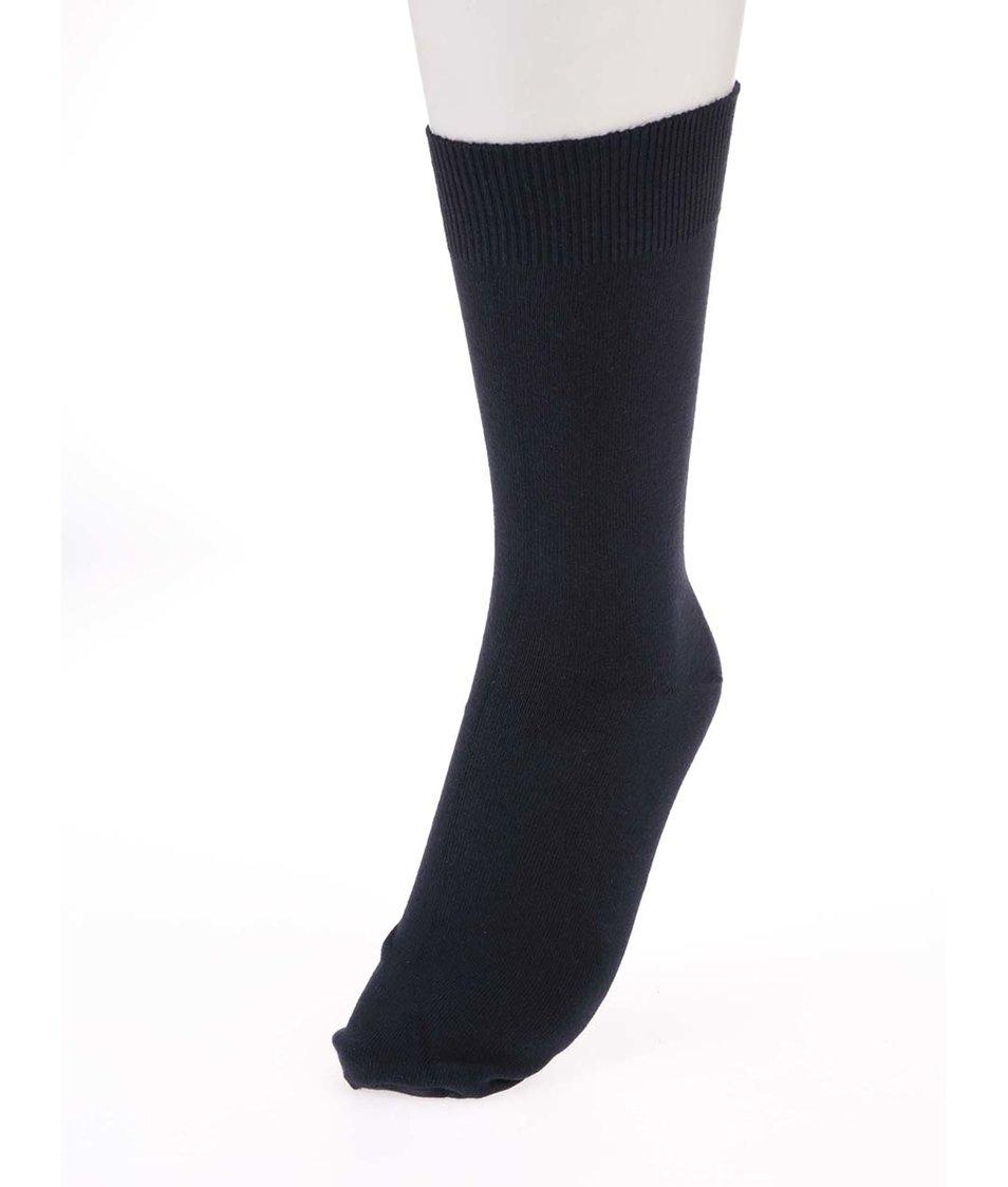 Tmavě modré ponožky Claudio