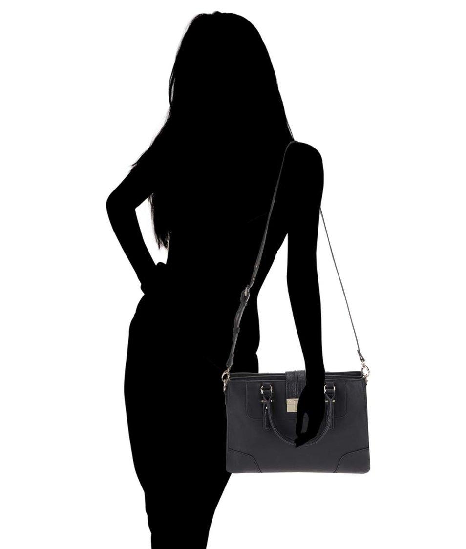 Černá kabelka Clarks Miss Cleaves