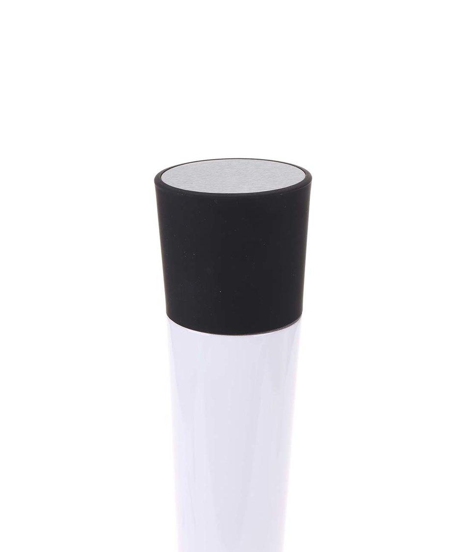 Bílý dlouhý mlýnek na pepř XD Design Tower