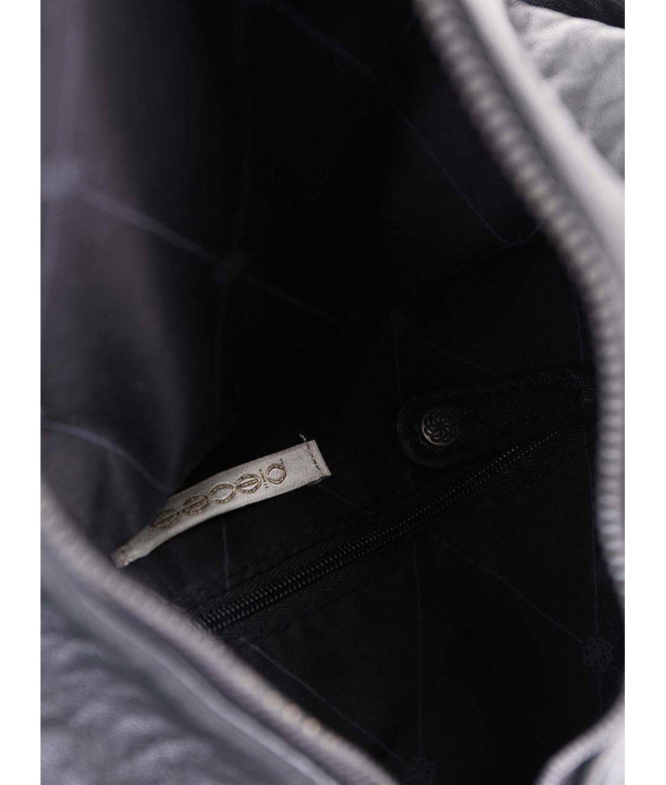 Černý dámský batoh Pieces Pari