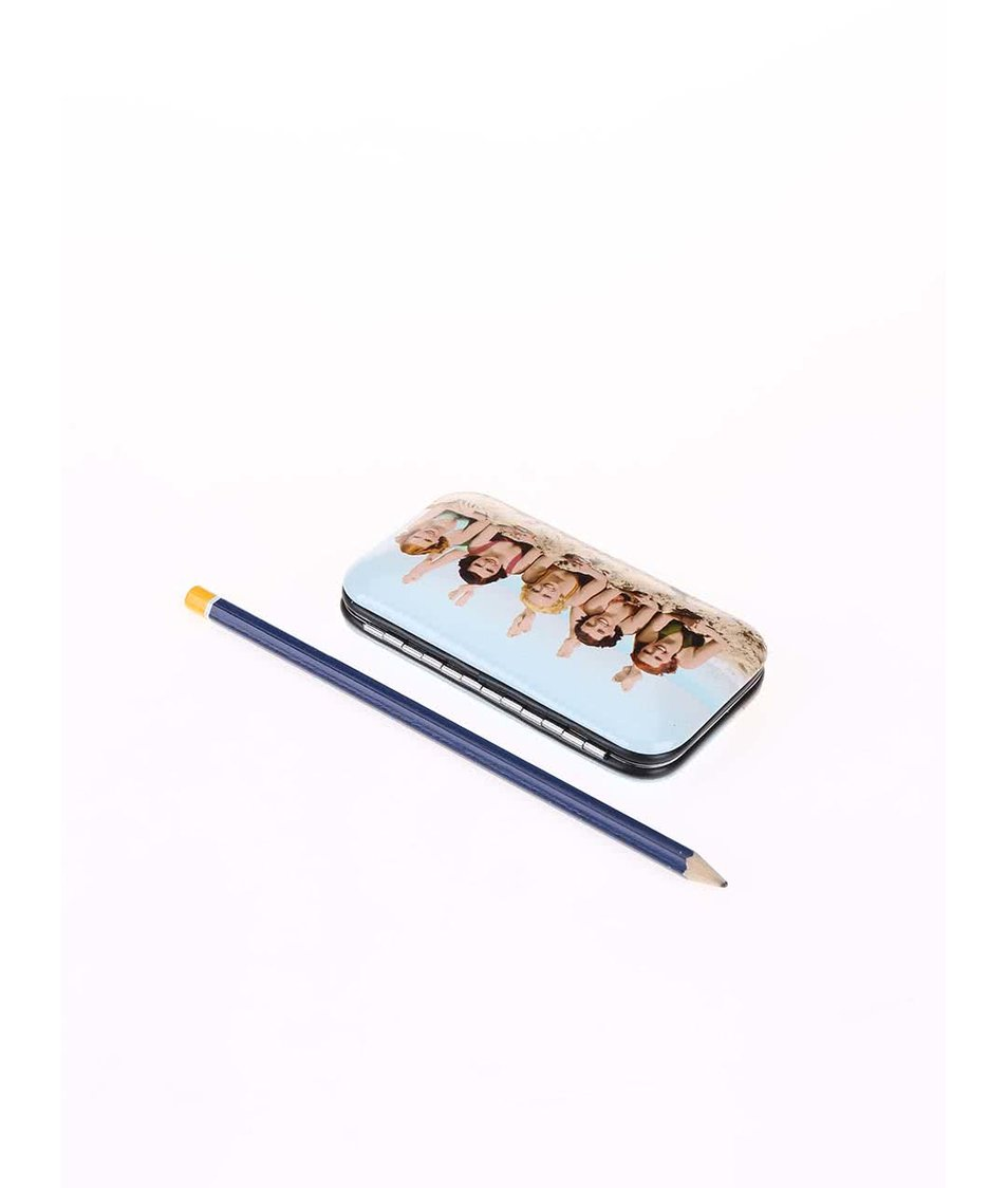 Světle modrý set na manikúru Catseye London Beach Women