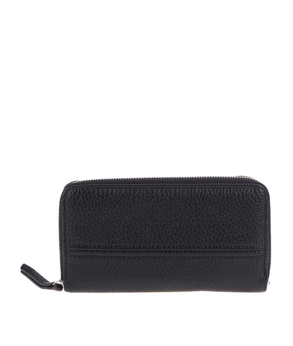 Černá peněženka Pieces Nuriel