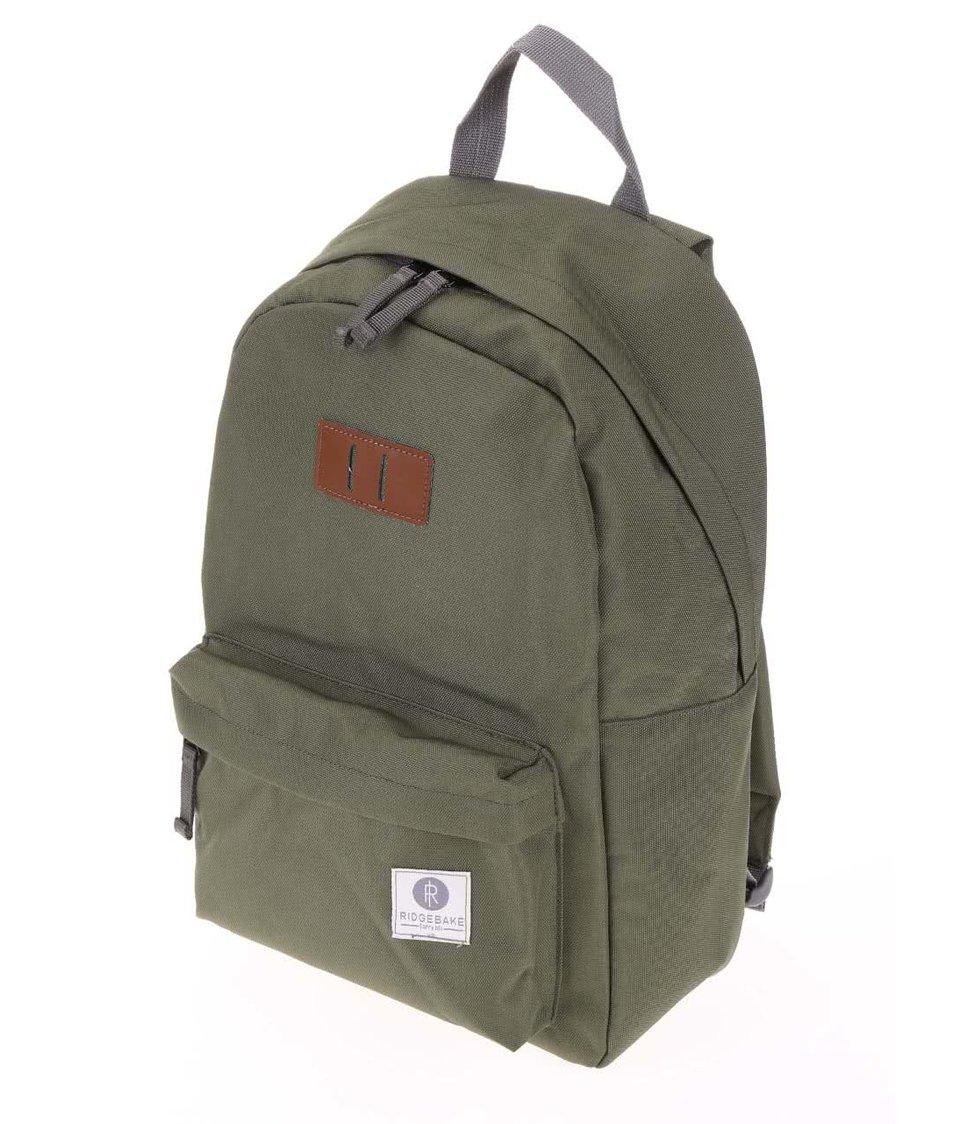 Olivově zelený batoh Ridgebake Mid Legacy