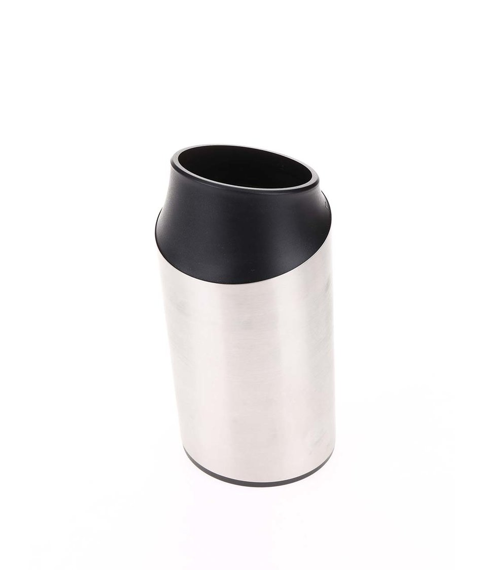Rychlý chladič lahví v černo-stříbrné barvě XD Design Edge