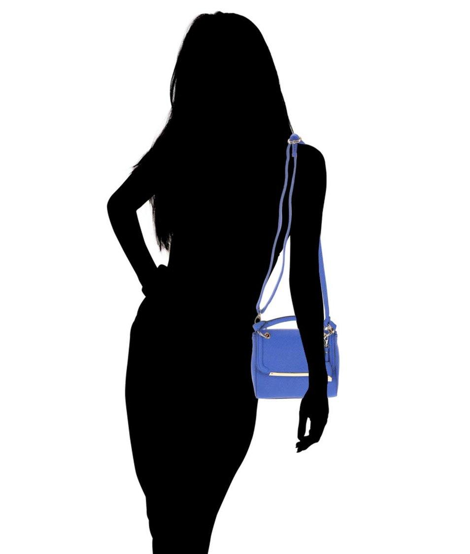 Modrá menší kabelka ALDO Quargnento