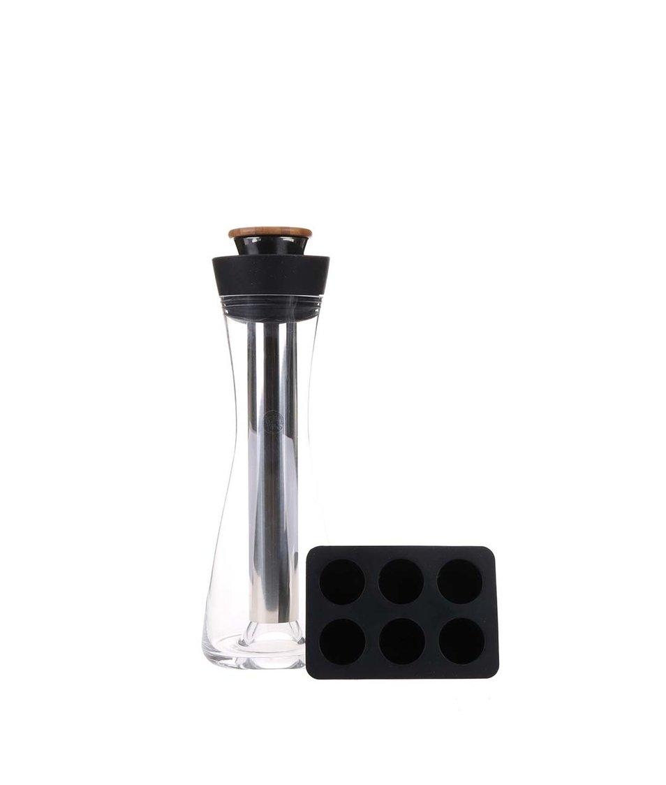 Karafa na bílé víno s vnitřní nádobou na led XD Design Gliss