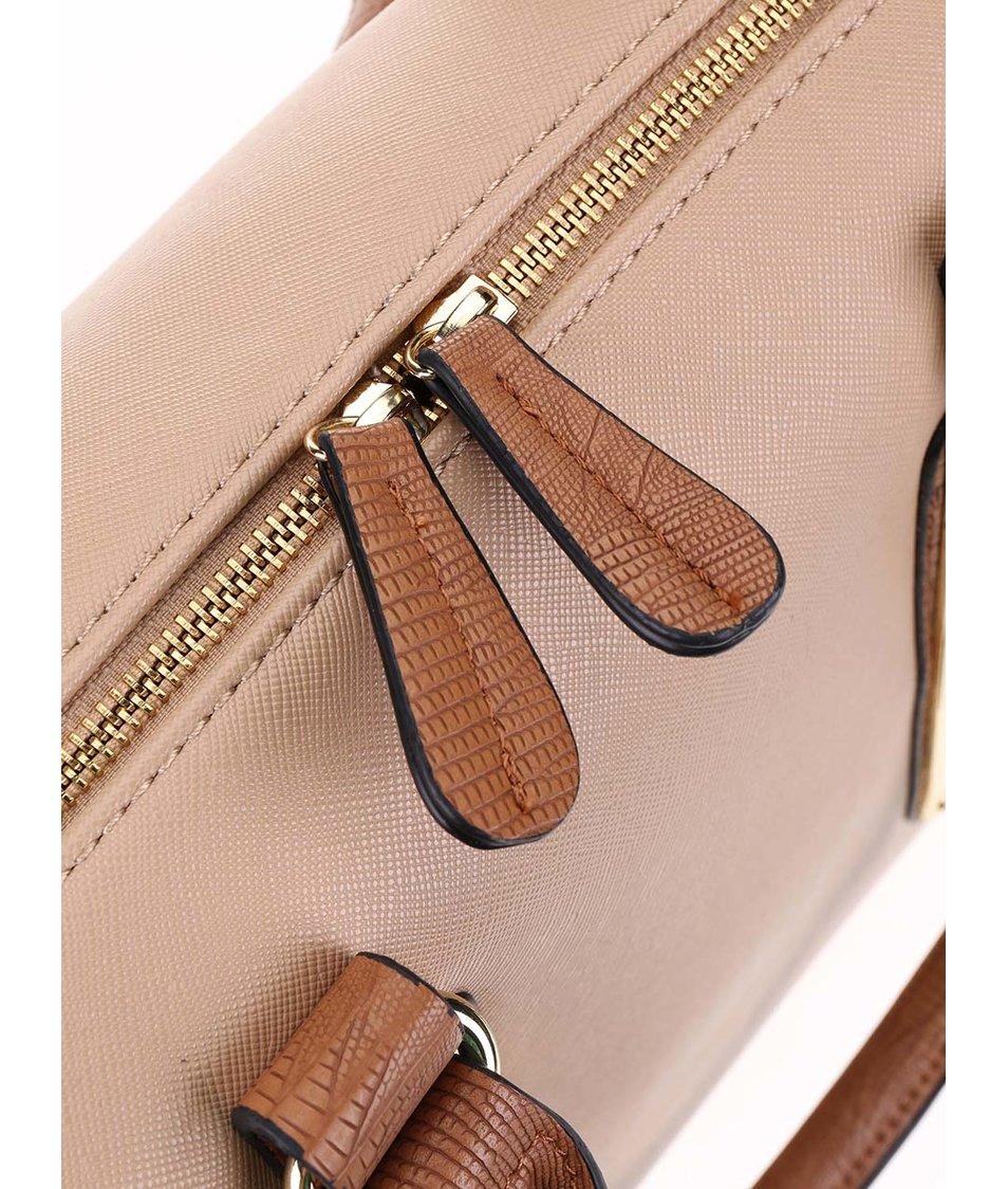 Béžová kabelka ALDO Westerling