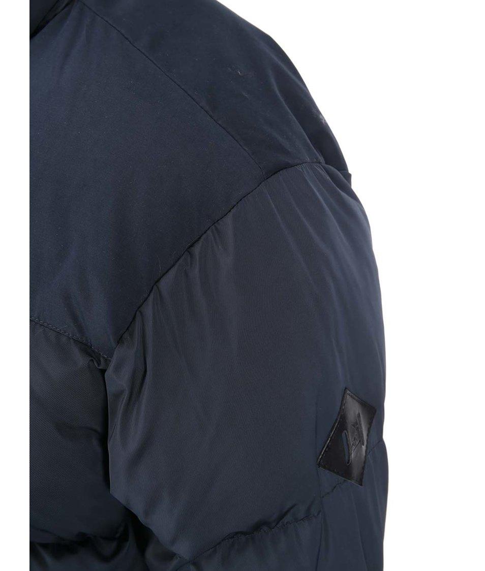 Tmavě modrá zimní bunda Fat Moose Canada
