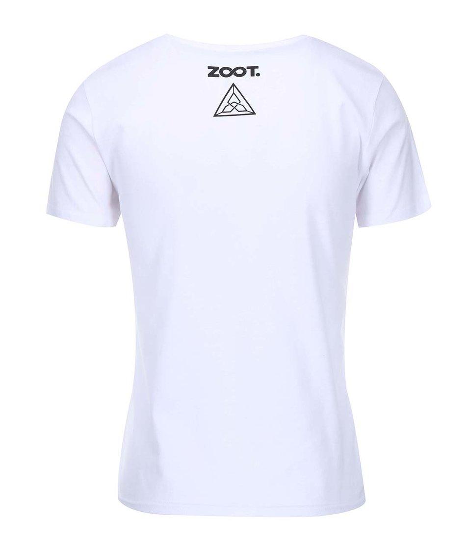 Bílé dámské tričko Pavel Callta Přitul se