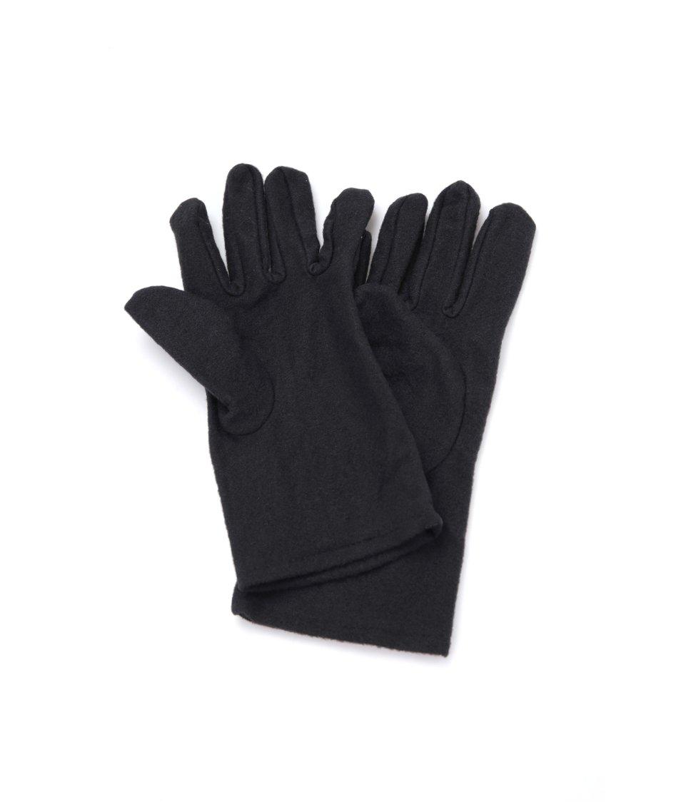 Černé podvlékací rukavice Dorothy Perkins
