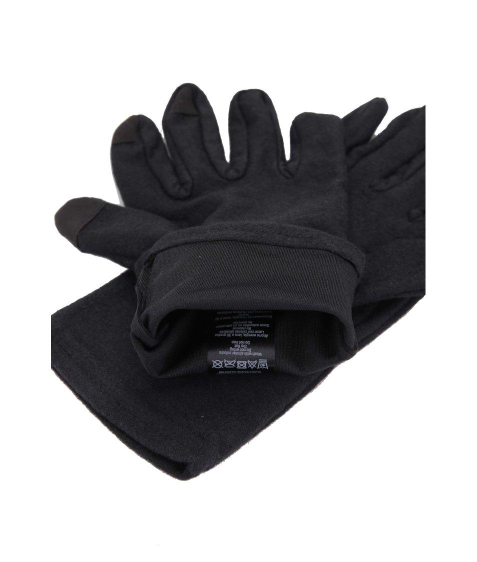 Černé rukavice na dotykový displej Dorothy Perkins