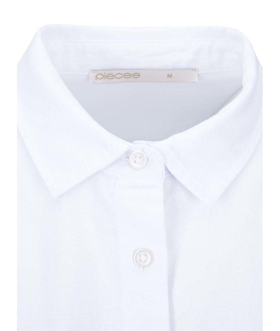 Bílá košile Pieces Katia
