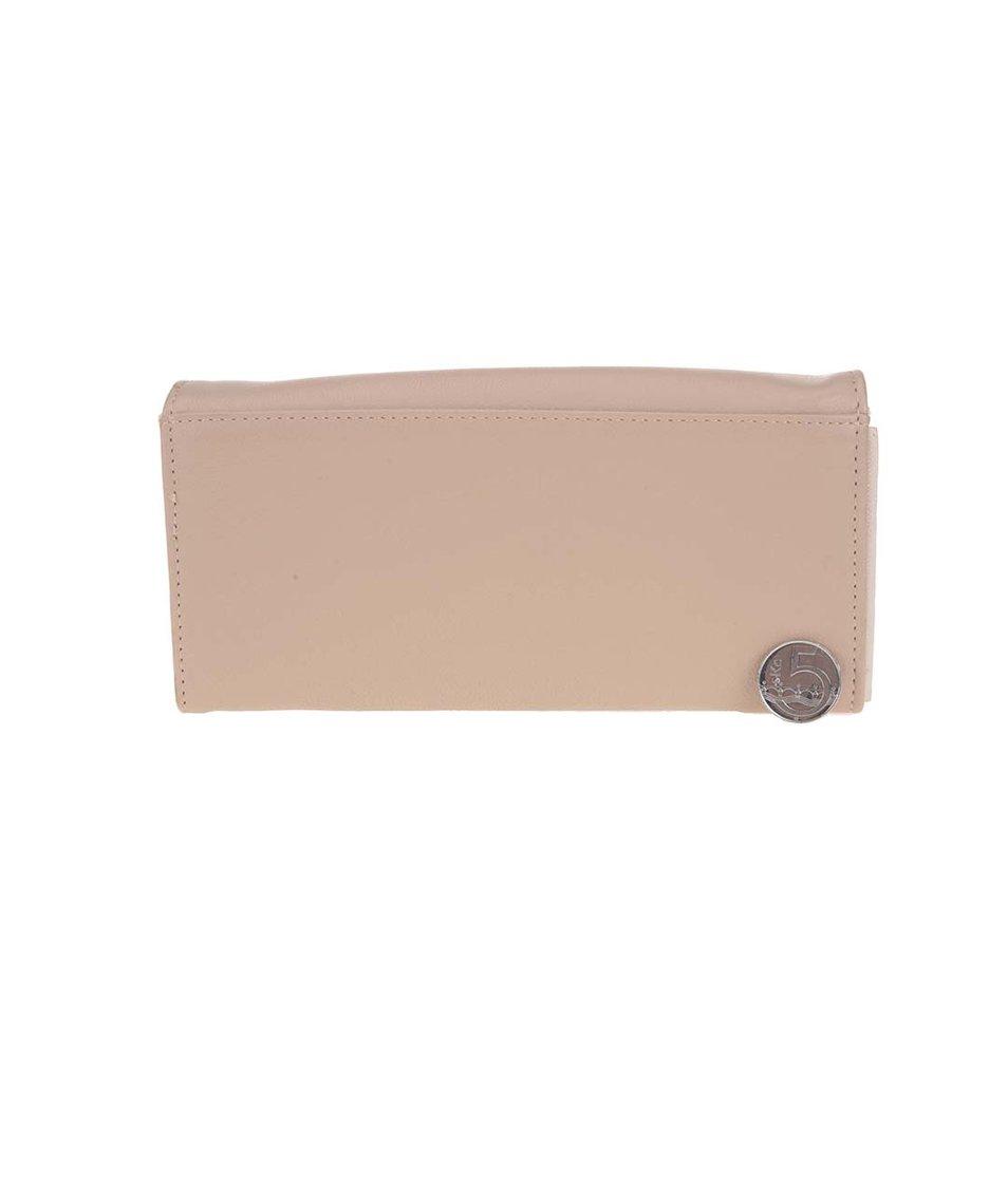 Tělová peněženka se zlatými detaily Dorothy Perkins