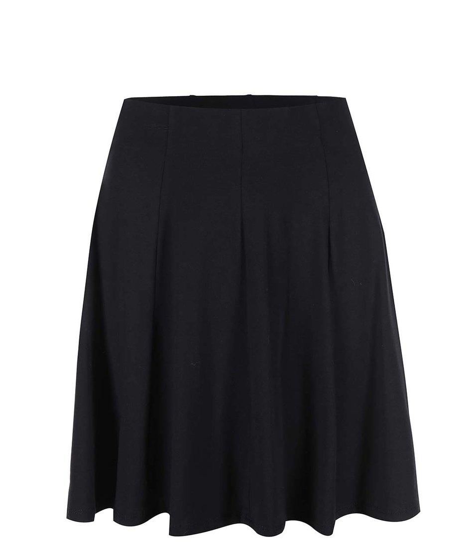 Černá áčková sukně New Look