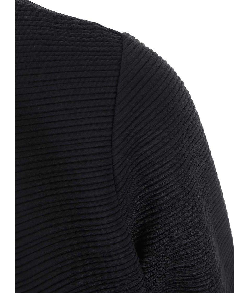 Černý cardigan ONLY Leco