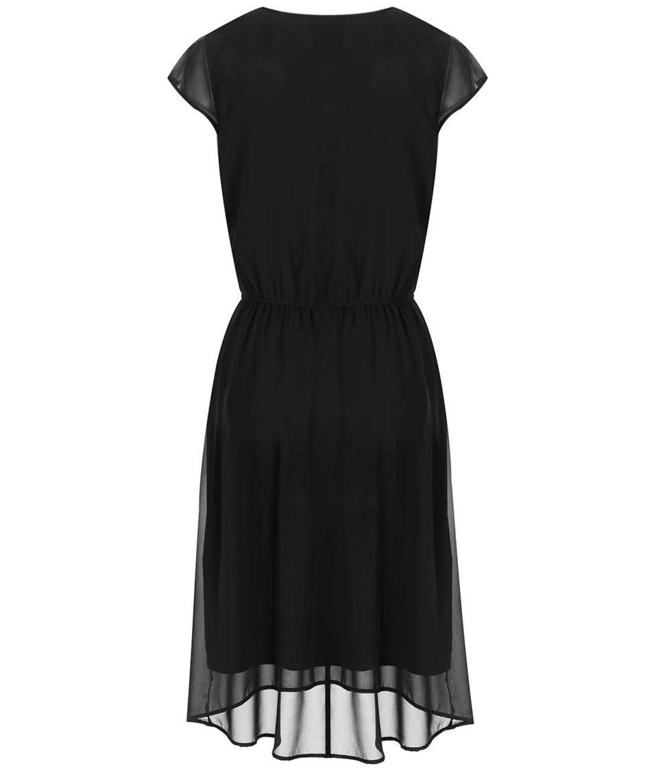 Černé šaty ONLY Brias Dafne