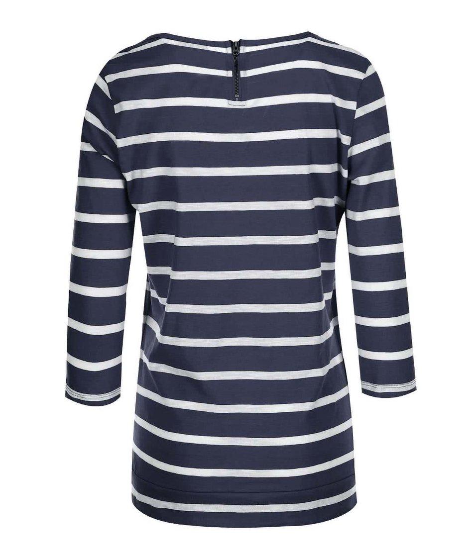 Bílo-modré pruhované tričko Vero Moda Hope