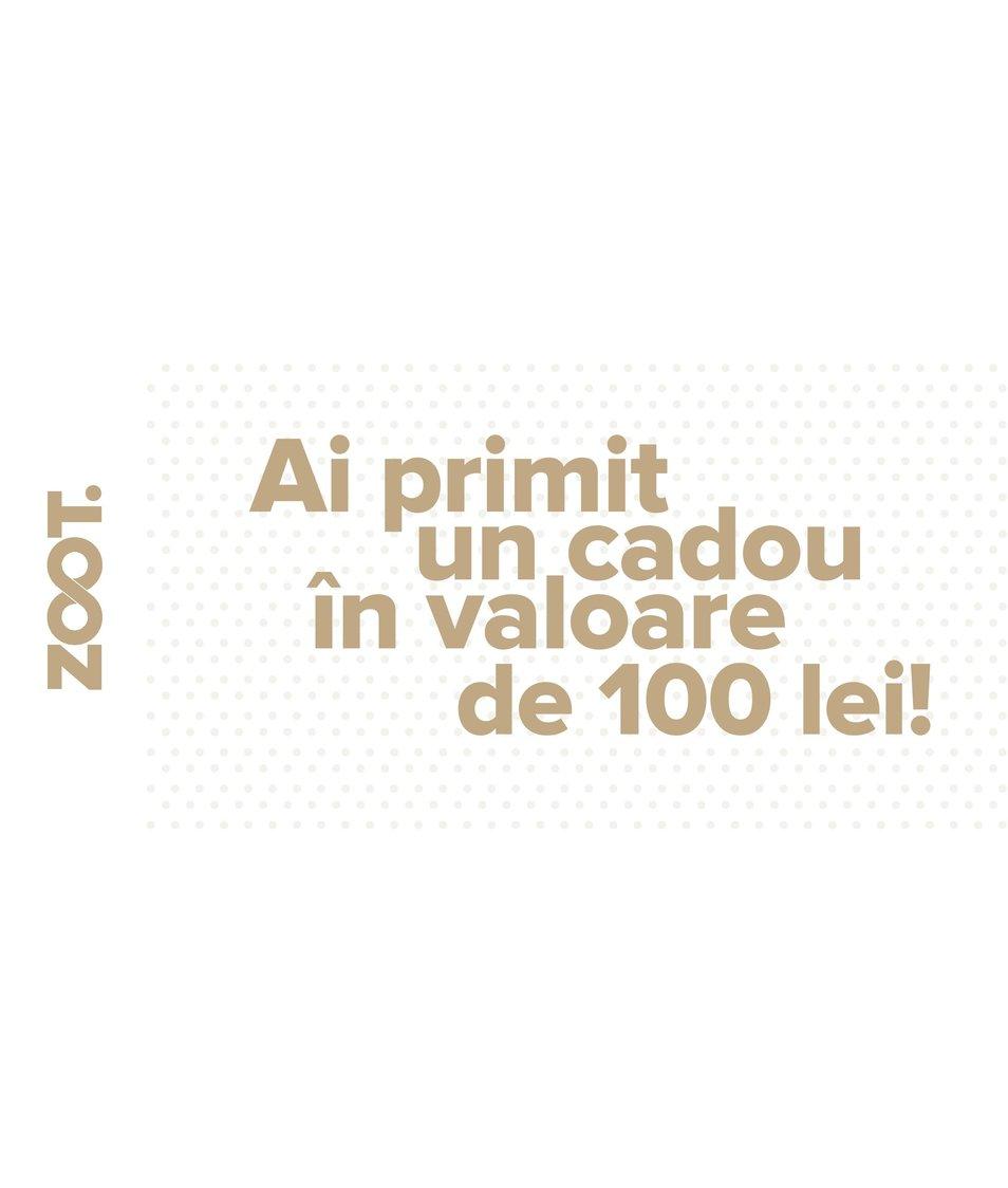 Dárkový poukaz na ZOOT v hodnotě 100 lei