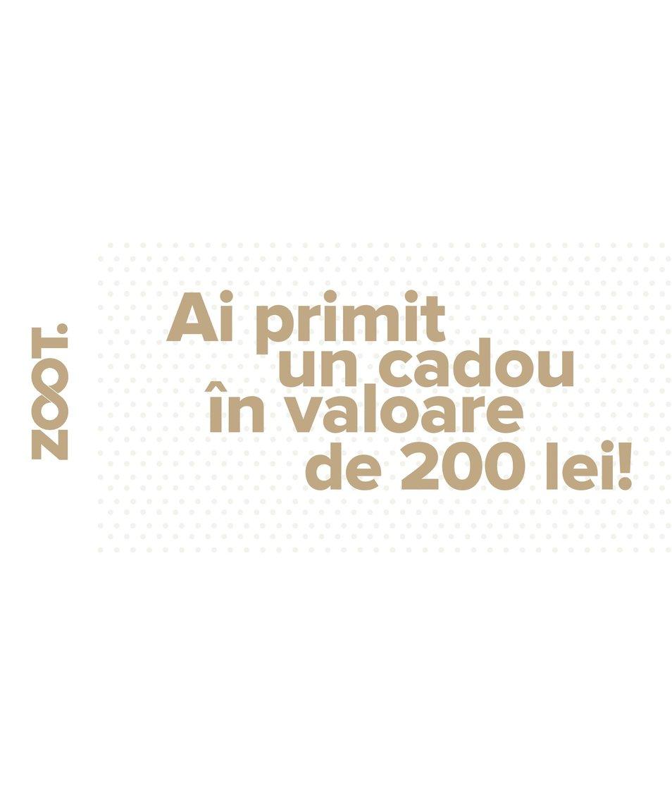 Dárkový poukaz na ZOOT v hodnotě 200 lei