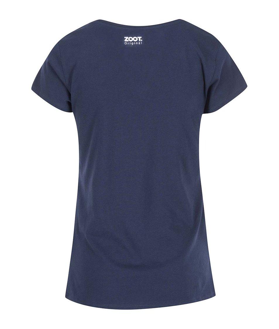 Tmavě modré dámské triko ZOOT Originál Velký vůz
