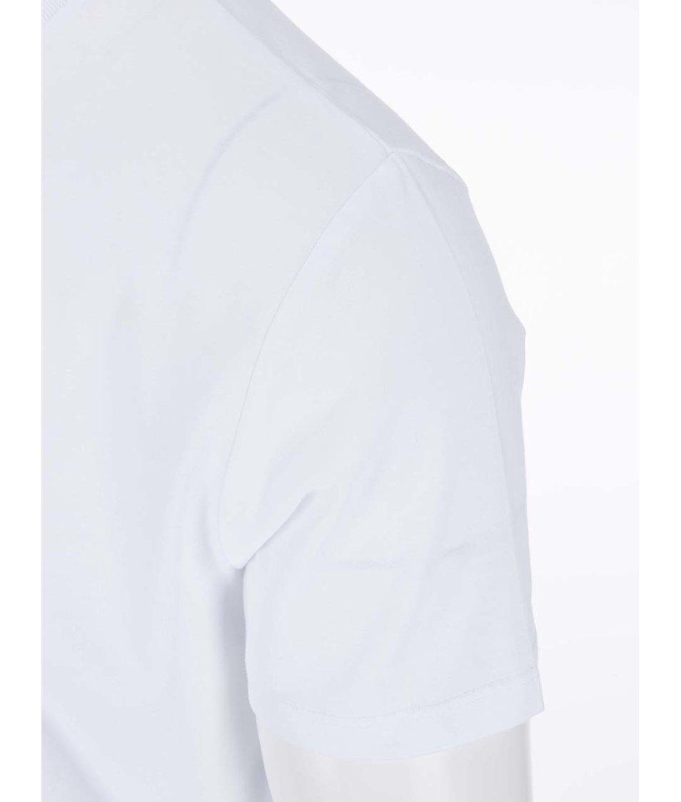 Bílé dámské triko ZOOT Originál Mama bear