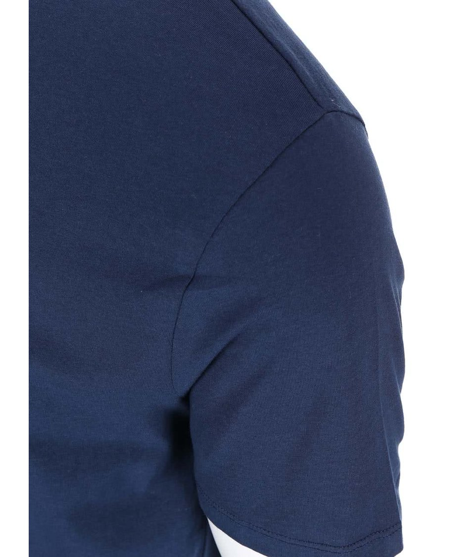Tmavě modré pánské triko ZOOT Originál Jelen