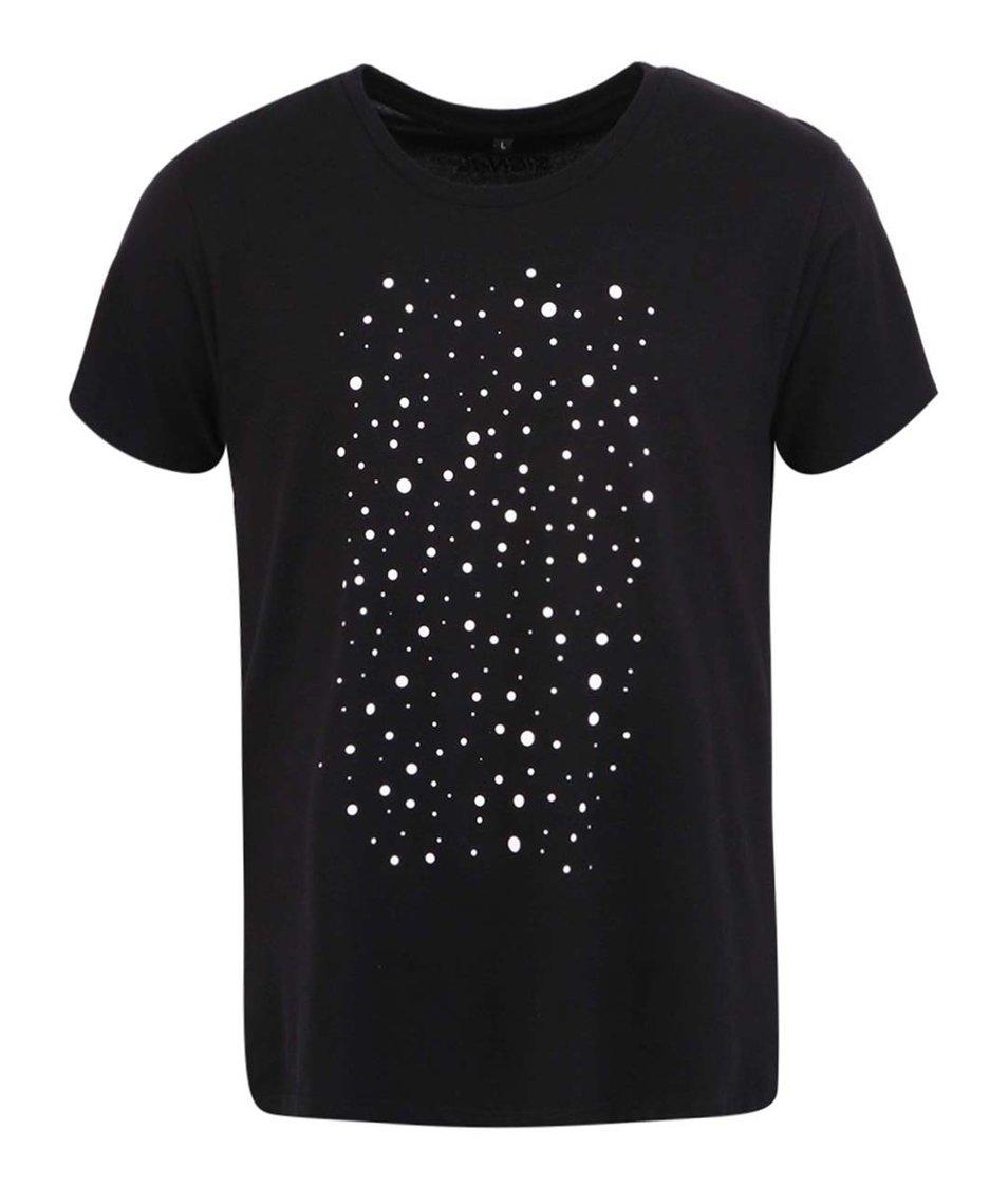 Černé unisex triko ZOOT Signal