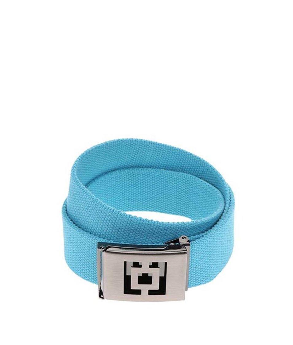 Světle modrý dámský pásek se vzorem Horsefeathers Alameda