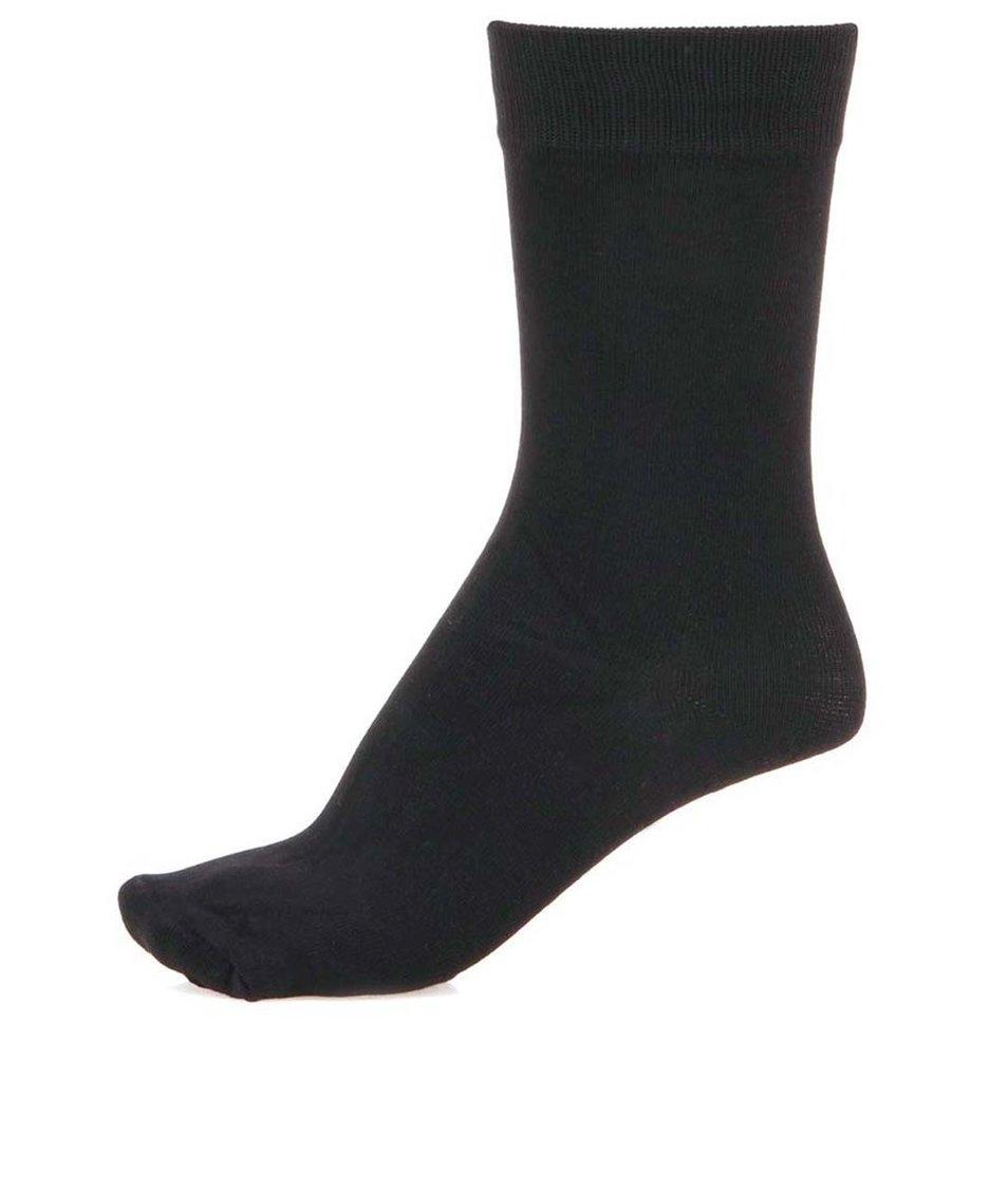 Černé ponožky Selected Sel