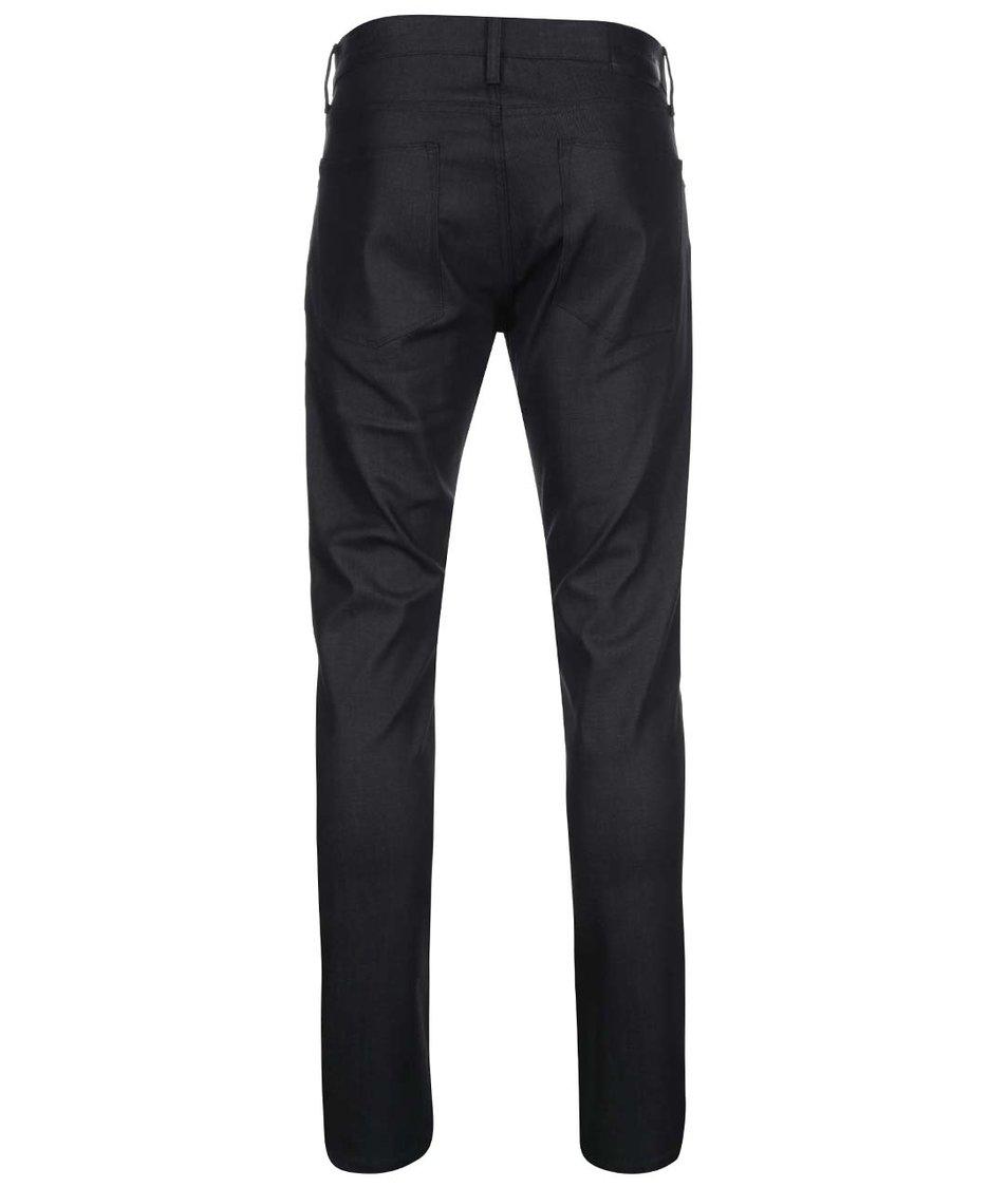 Modro-černé kalhoty J.Lindeberg Damien